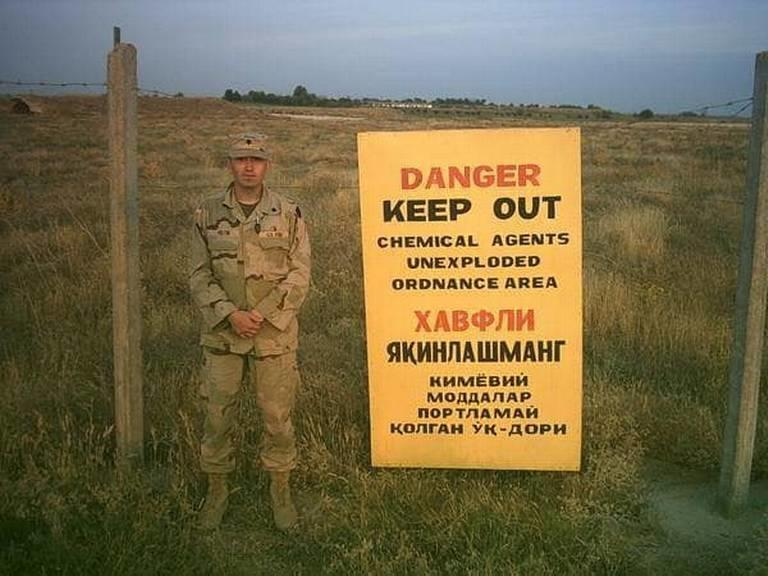 At Least 61 US Veterans Who Guarded 'Contaminated' Karshi-Khanab Base Died Or Have Cancer