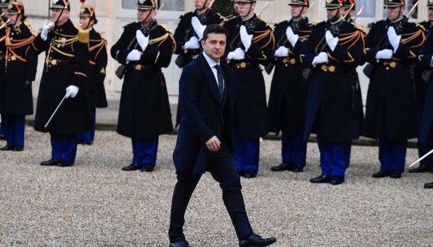 Ukrainian Presidential Office Published Falsified Translation of Normandy Four Communique