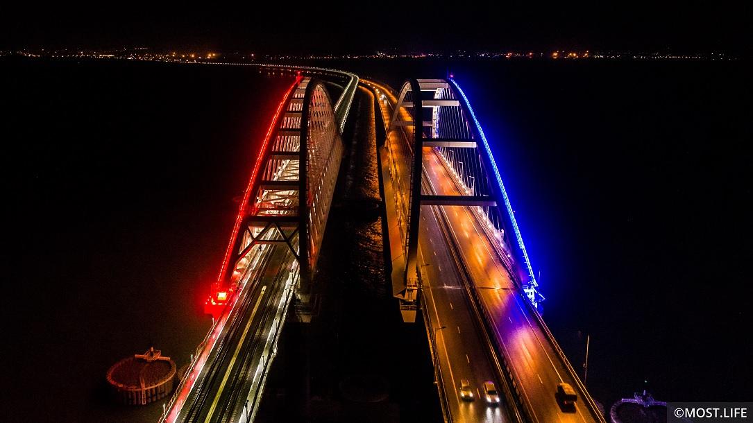 Crimean Bridge Declared Fully Operational