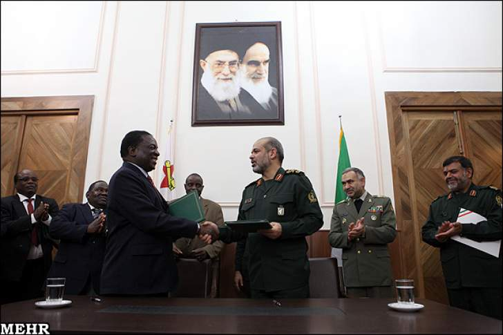 """""""Evil Iranians"""" in Africa to Establish Zimbabwean Cyber Army"""