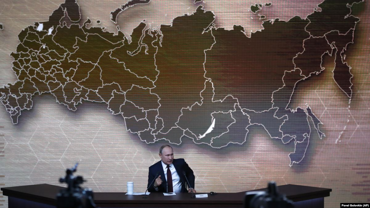 Vladimir Putin On Ukrainian Conflict And Normandy Format