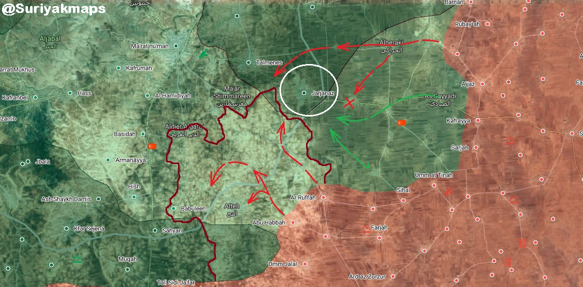 Syrian Army Kicks Off Night Attack In Southeast Idlib, Captures Two Towns