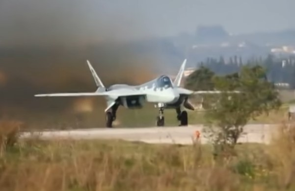In Video: Russian Su-57 Jets Once Again In Action In Syria