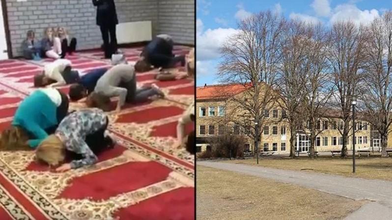 Swedish School Forces Pupils to Recite Muslim Prayer in Arabic: Reports