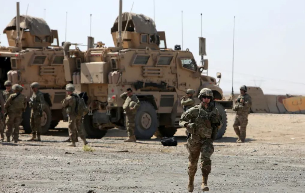 U.S.-led Coalition Moves Headquarters From Iraq To Kuwait