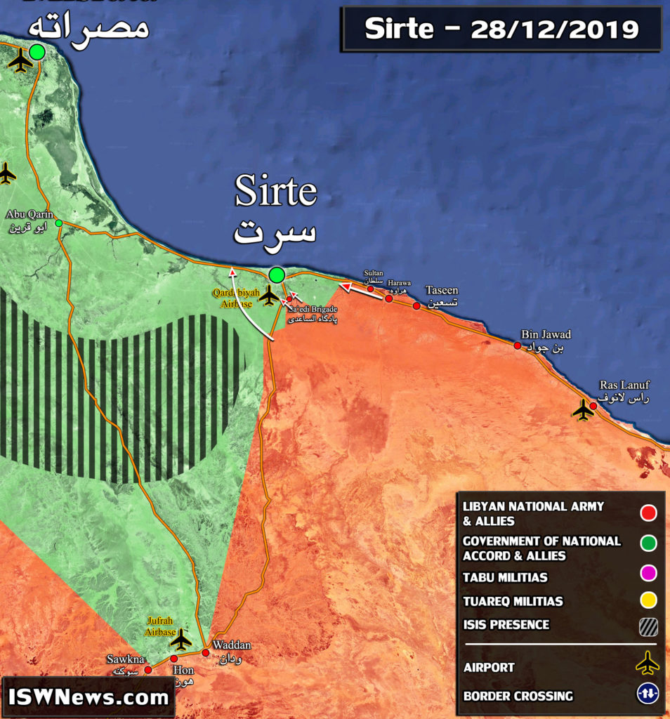 GNA Field Commander Claims Egyptian Rafale Warplane Was Shot Down Near Misrata