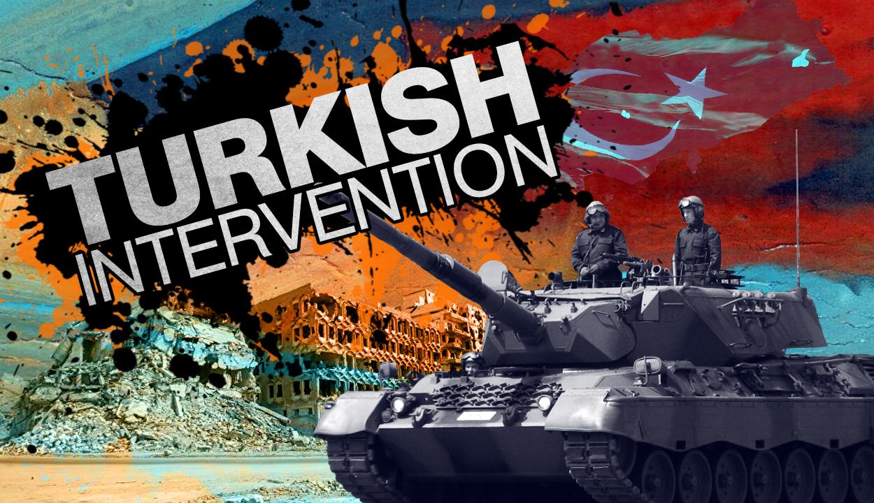 War Preparations: Turkey To Create Buffer Zone In Kurdistan