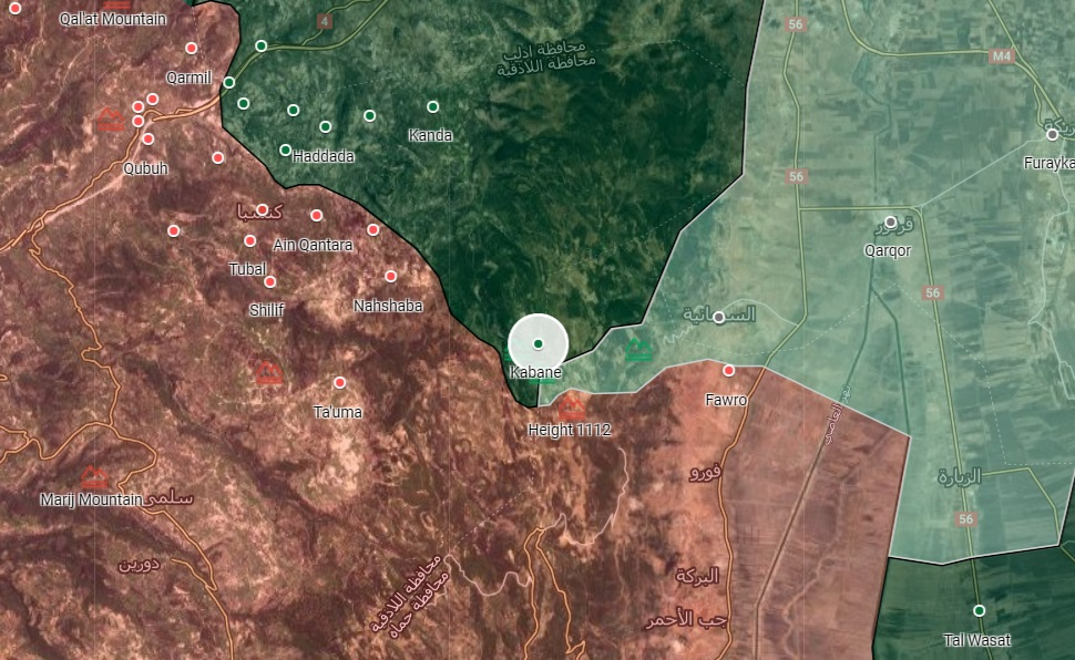 HTS Says It Terrorists Repelled New Attack In Northern Lattakia, Killed Several Soldiers