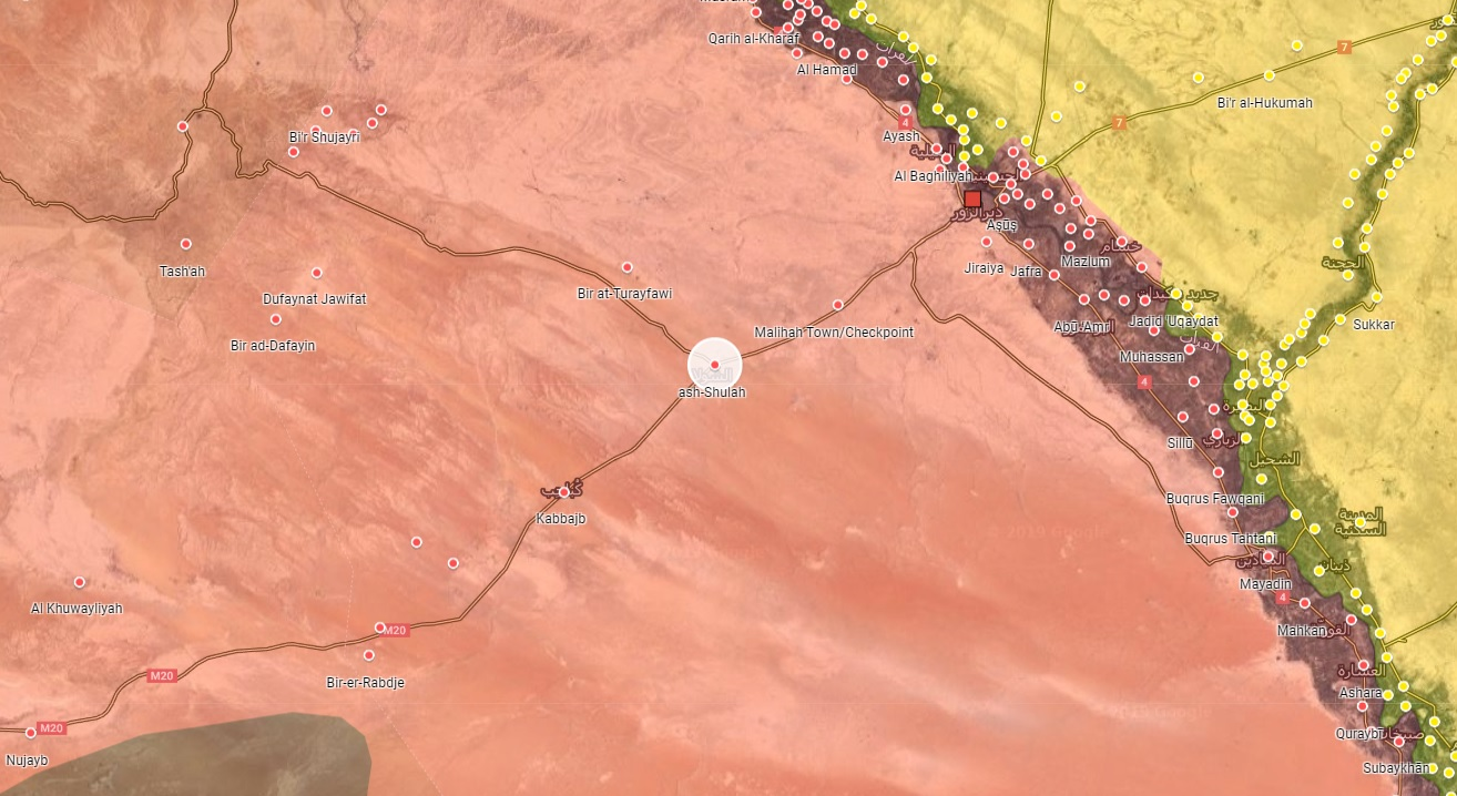 Syrian Sources Reveal New Details About Recent ISIS Attack On Deir Ezzor Highway