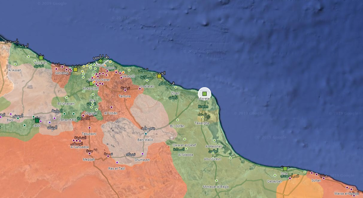 Libyan Army Destroys Turkish Weapon Shipment To GNA Forces