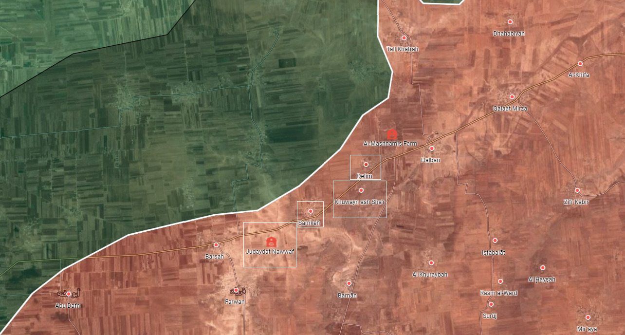 Syrian Army Liberated Four Towns In Southeast Idlib Despite Bad Weather Conditions