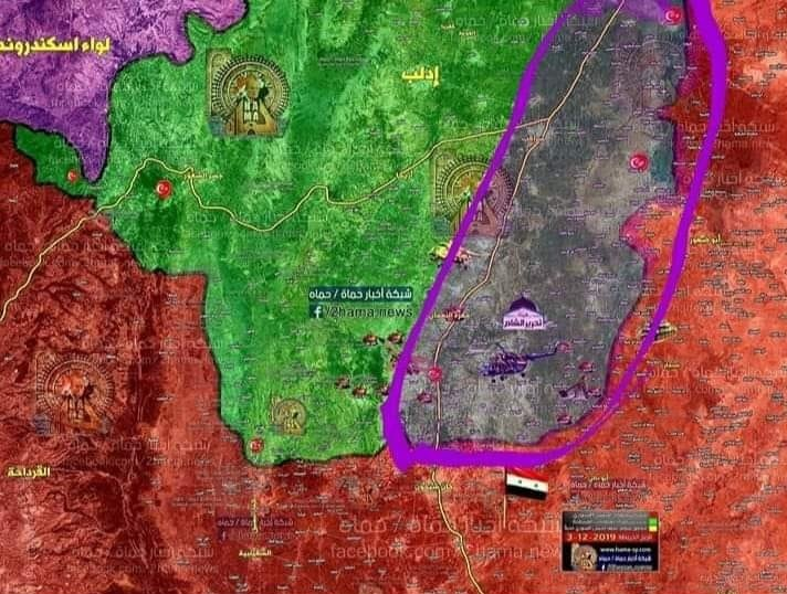 Syrian Army Is Ready To Launch Large-Scale Operation In Greater Idlib – Report