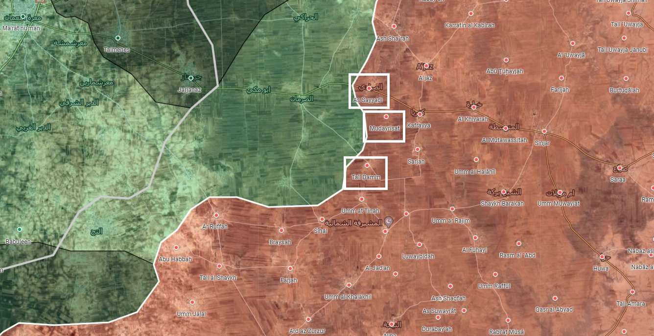 Syrian Army Secures Two Towns, Key Hilltop In Southeast Idlib