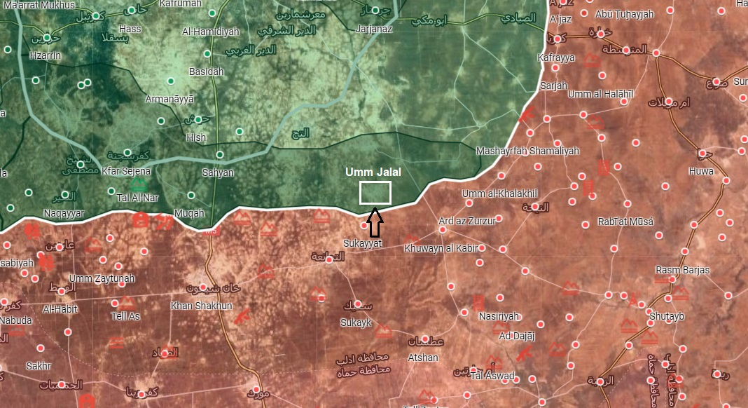 Militants Killed Several Soldiers And Repelled Army Attack In Southeast Idlib: Hayat Tahrir al-Sham Claims