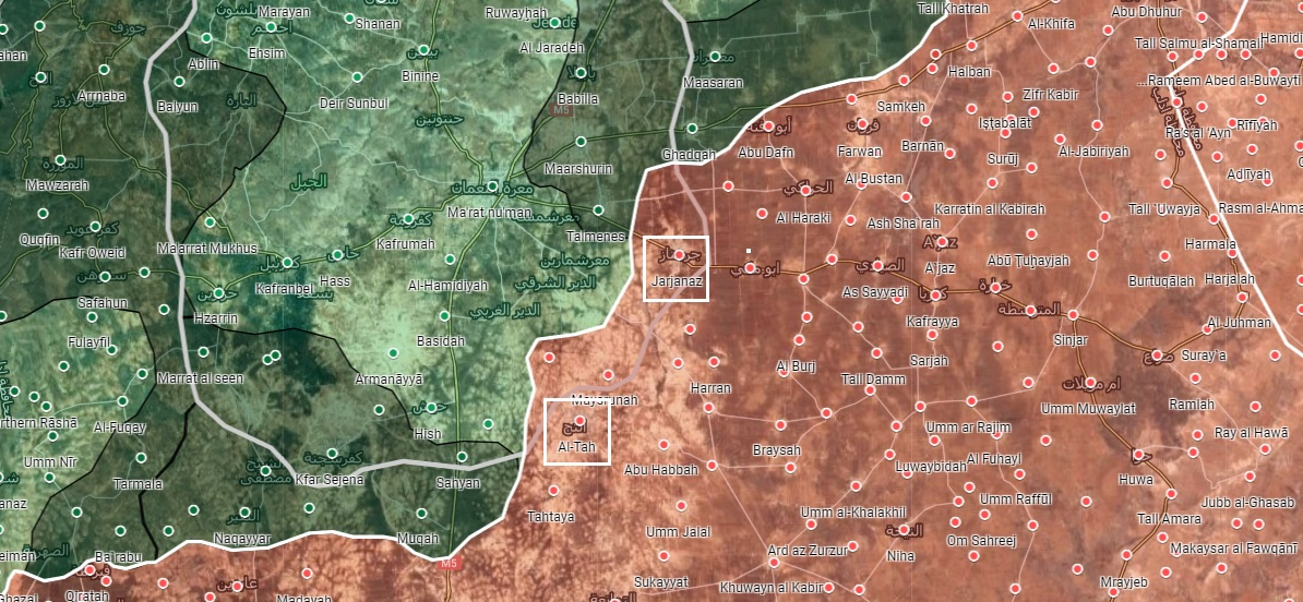Militants' Attack On Syrian Army In Southeast Idlib Turns Into Failure. Several SVBIEDs Destroyed