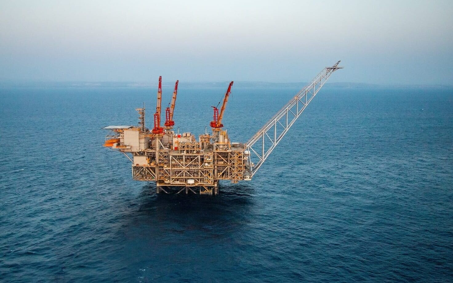 Launch of Israel's Largest Offshore Gas Facility Delayed