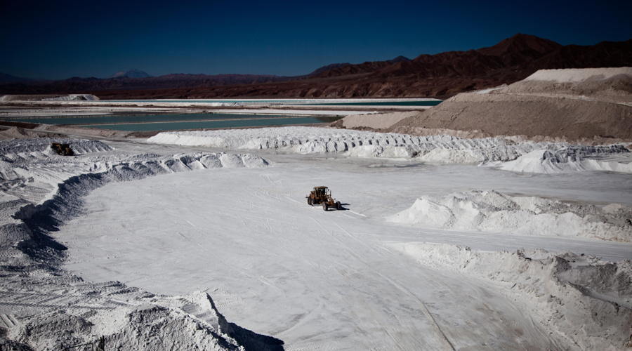 All Sights on Mexico as it Discovers World's Largest Lithium Deposit