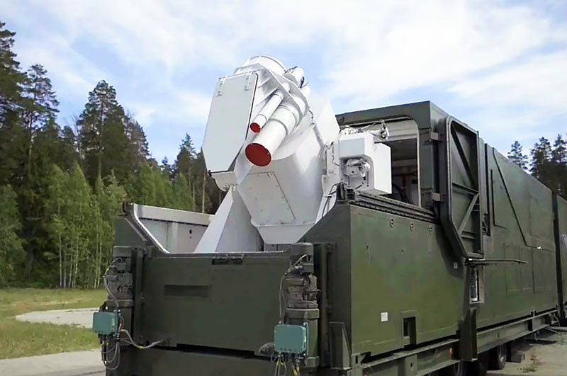 Unmanned Aerial and Ground Vehicles, Combat Laser and Future Aerospace Craft: Russia's Military Modernization