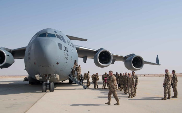 WSJ Claims US Is Deploying Troops to Middle East. Pentagon Instantly Denies