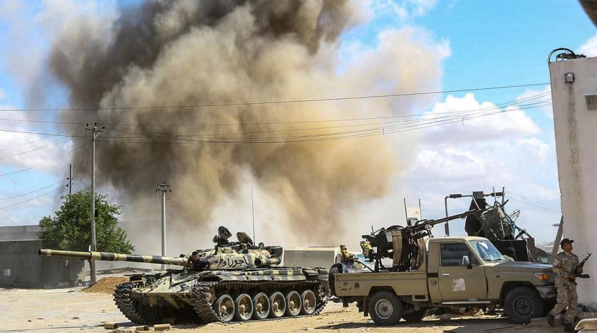 LNA Extends Deadline for GNA's Withdrawal from Tripoli and Sirte