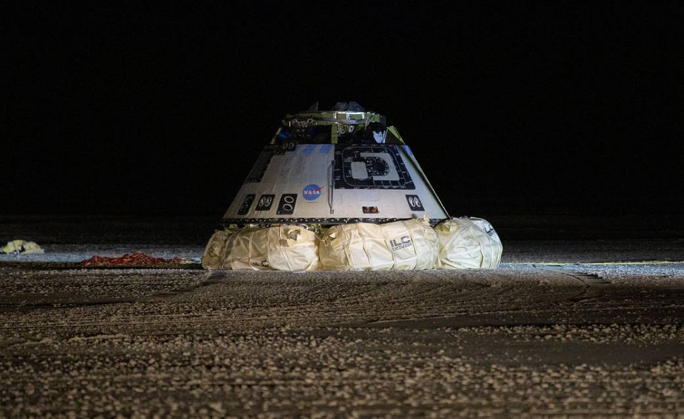 Boeing's CST-100 Starliner Fails to Leave Orbit