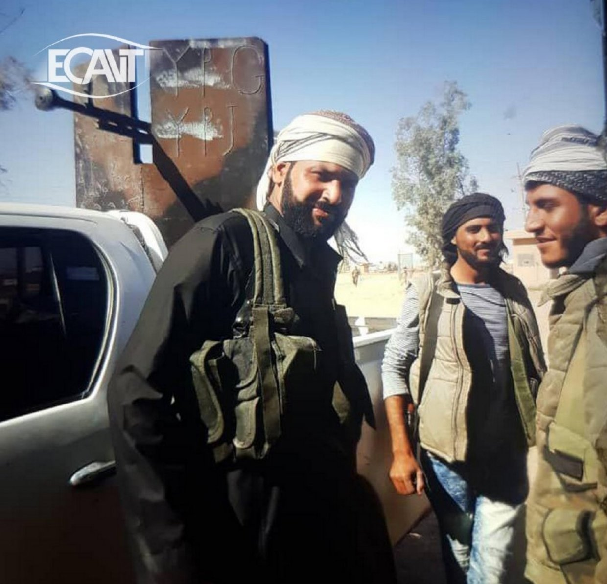 """Former"" ISIS Terrorist In the Ranks of the SDF: Report"