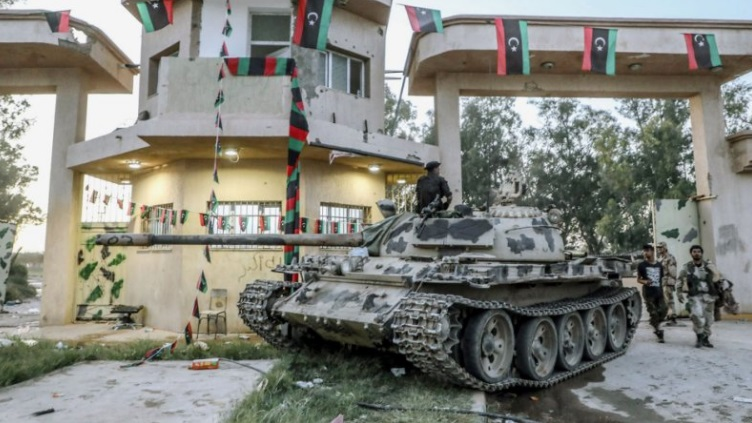 Egypt To Send Tanks In Support Of Libyan National Army's Offensive Of Tripoli