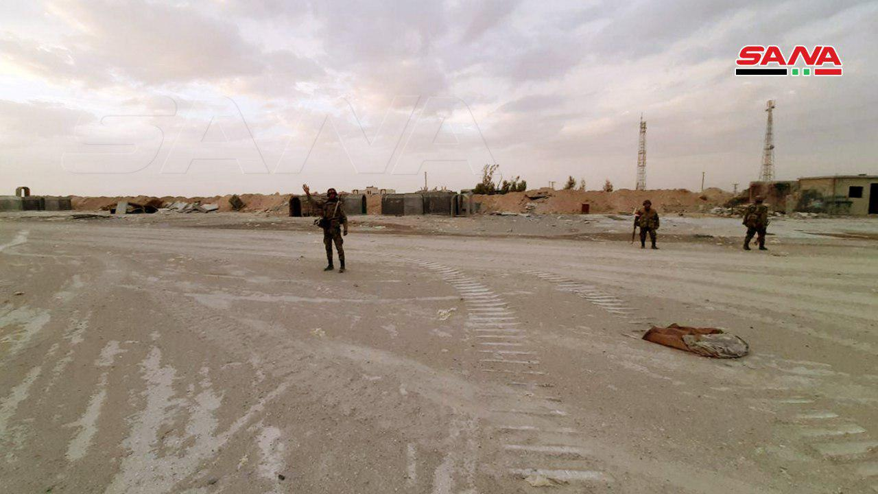 Government Forces Continue Deployment Along M4 Highway In Northeastern Syria (Photos)