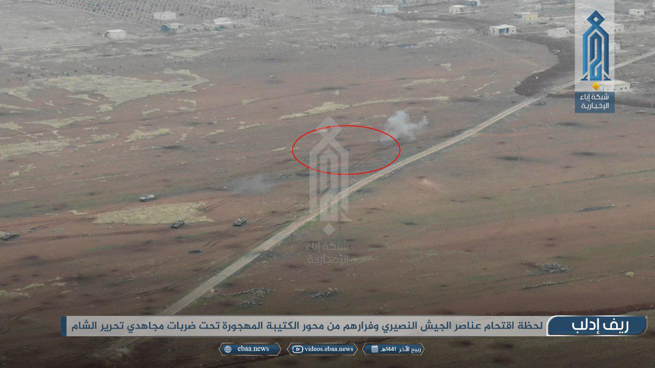 HTS Repels New Syrian Army Counter-Attack In Southeast Idlib (Photos)