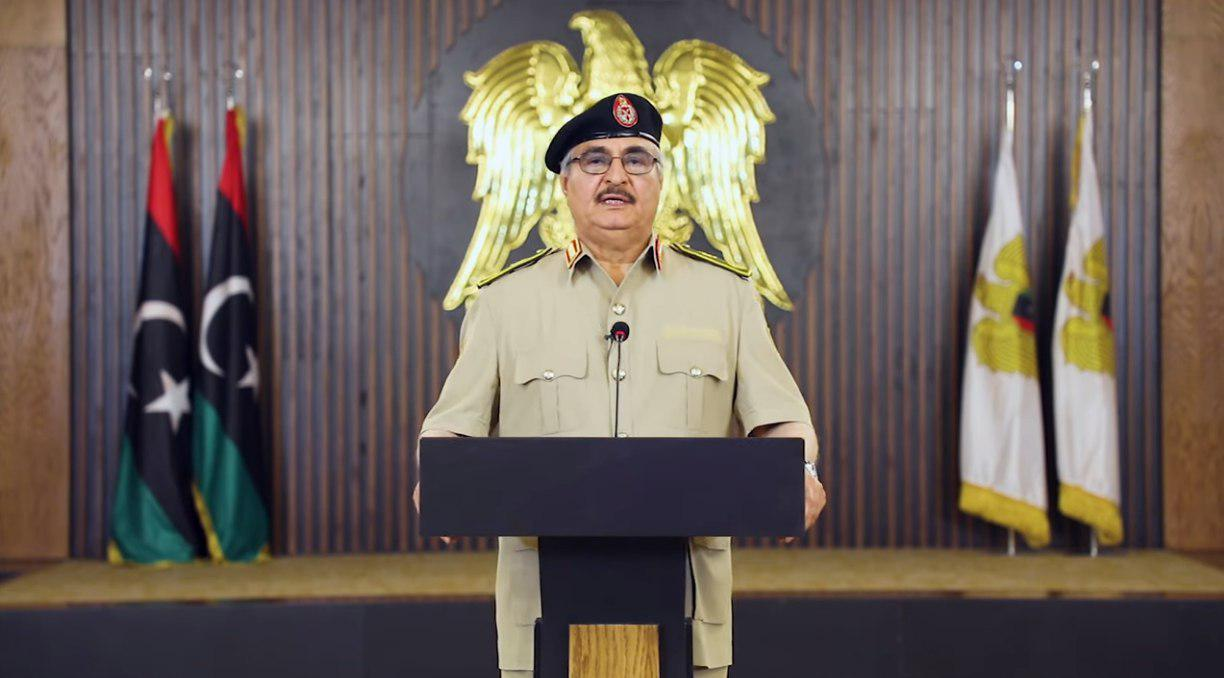 "LNA's Commander-in-Chief Announces ""Decisive Battle"" To Capture Libya's Tripoli"