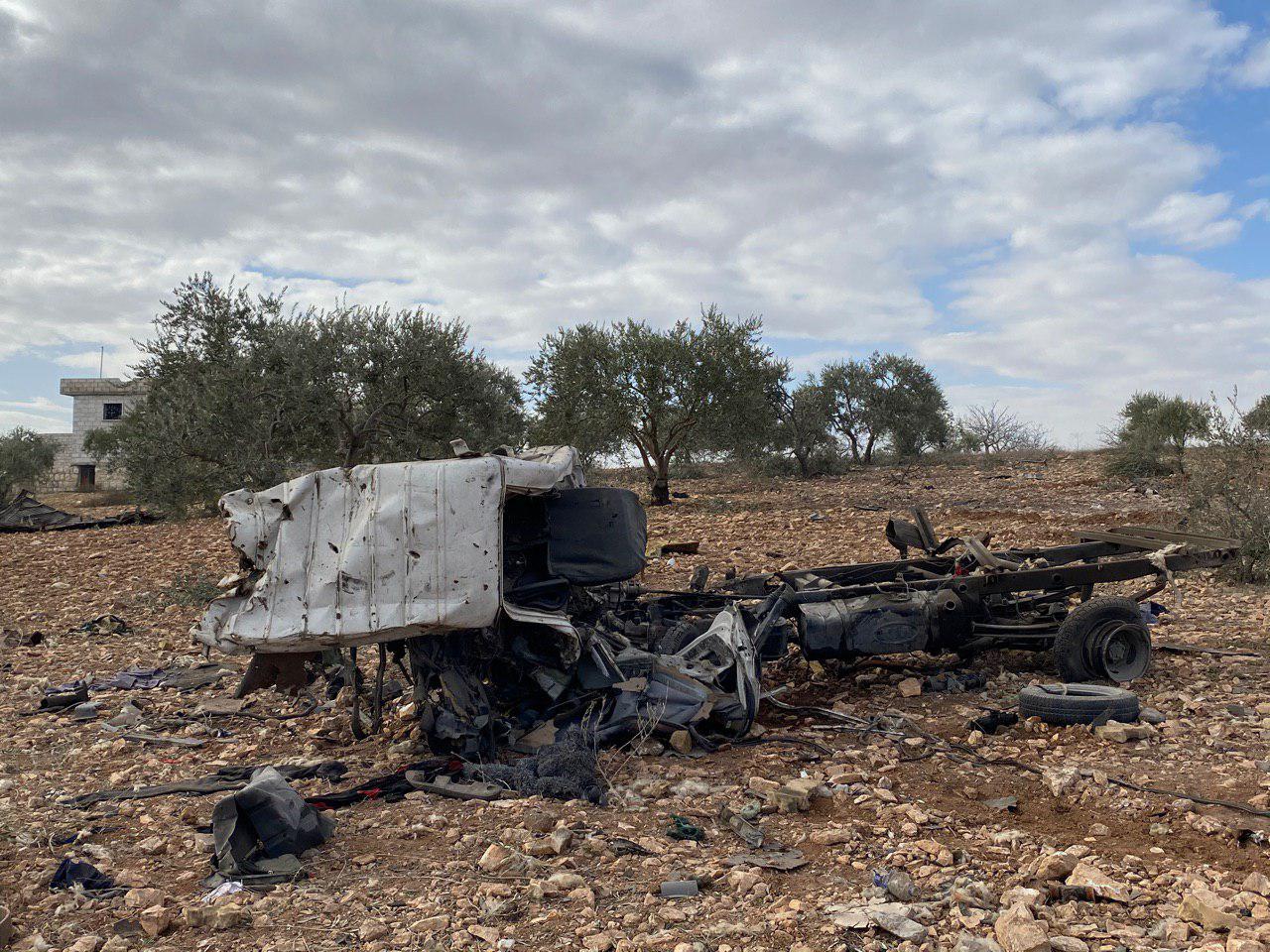 New Photos Reveal Militants' Heavy Losses In Idlib's Jarjanaz