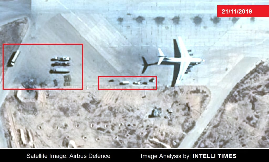 L'Iran met en place une base aérienne offensive en Syrie: les médias israéliens font peur