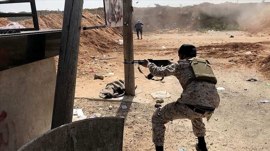 Haftar Visits Cairo To Hold Talks, As Fight For Tripoli Appears to Be At a Standstill Once Again