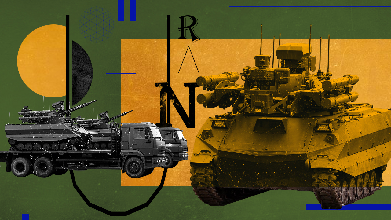 Russian Army To Create All-Robot Military Unit