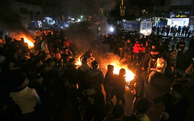 Large-Scale Protests in the West Bank, as IDF Deploys More Troops and Israel Prepares for Annexations