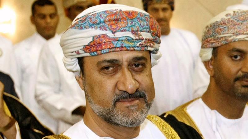 Oman Appoints New Sultan, Following Sultan Qaboos bin Said al-Said Succumbing to Illness At 79