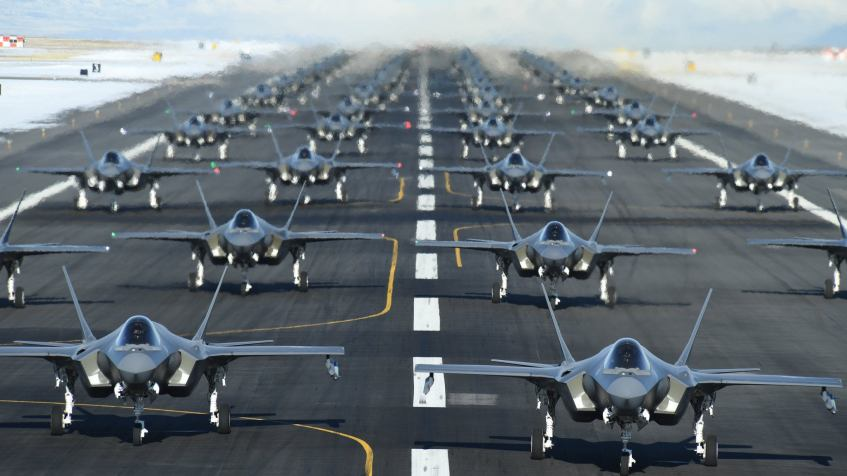 US Considering Sale of F-35 Stealth Fighters To UAE, Israel Not Happy