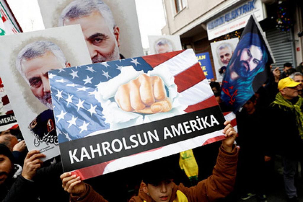 Erdogan: Iran Cannot Leave Assassination Of Soleimani Unanswered