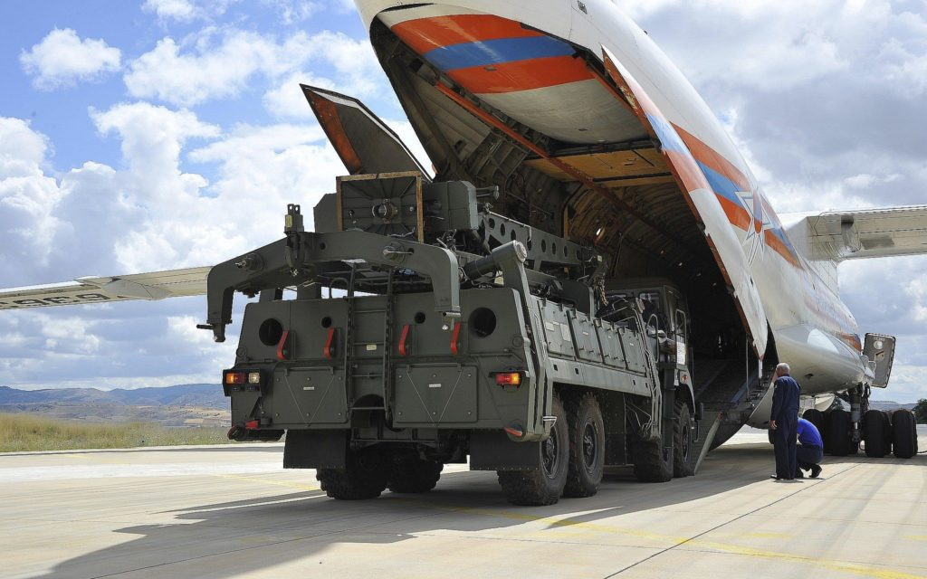 Turkish S-400 Systems To Become Operational In April-May: Defense Minister
