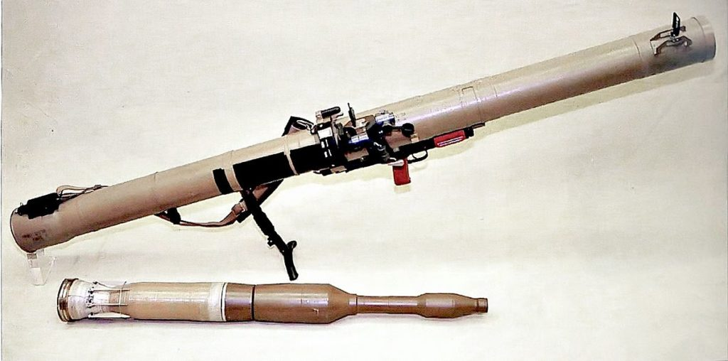 """Russian-made RPG-29 """"Vampir"""" Anti-Tank Weapon Spotted In Hands Of Syrian Militants"""