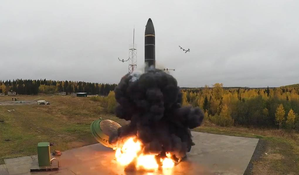 Closer Look At Rearmament Of Russian Strategic Nuclear Forces