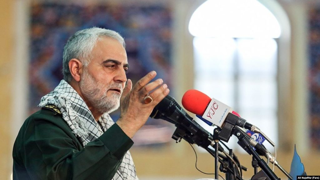 Soleimani's Only Public Interview