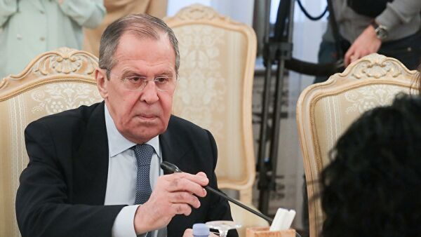 There Will Be No Mercy For Terrorists In Idlib: Russian Foreign Minister