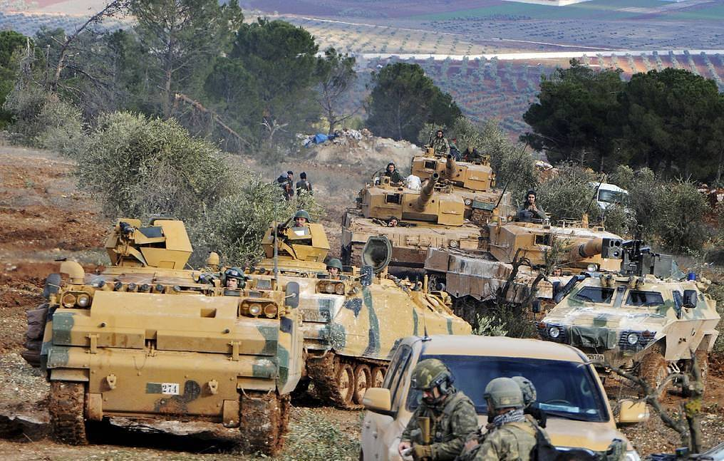Large Turkish Military Convoy Heads To Southern Idlib As Syrian Army Crashes Militants Near Maarat Al-Numan