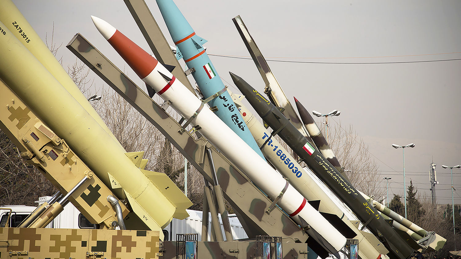 Satellite Images Show Secret Iranian Missile Base Was Seriously Damaged In Explosion