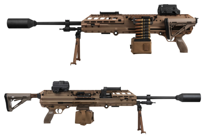 Sig Sauer's Next Generation Machine Gun Receives Safety Certification With Special Forces