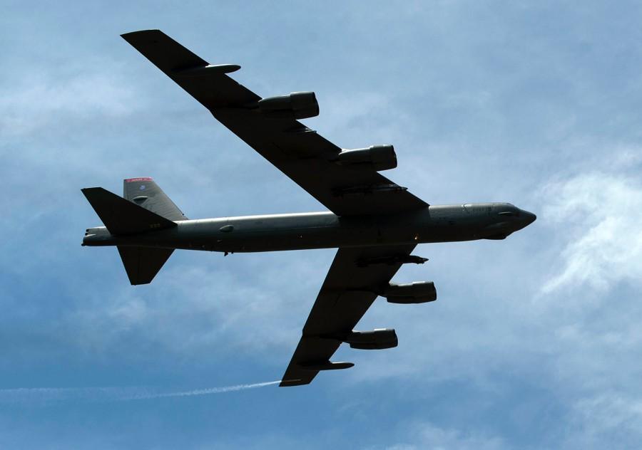 U.S. Deploys Six B-52 Bombers For Possible Strike On Iran