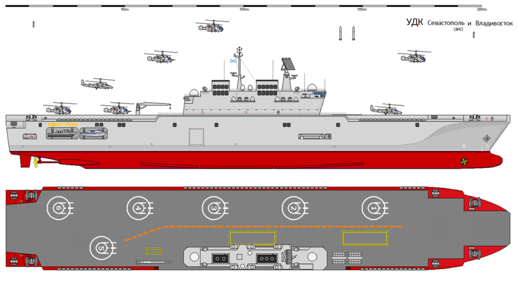 Russia To Lay Down Two Helicopter Carriers At Zaliv Shipyard In Crimea In Early May