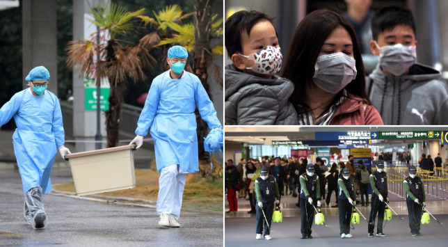 China Issues Travel Ban For Residents Of Wuhan Following Coronavirus Outbreak