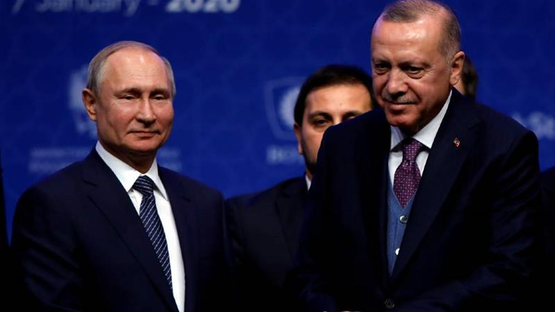 Russia & Turkey Agreed To Establish Joint Center To Monitor Karabakh Peace Deal